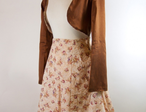 Vintage Tanzkleid
