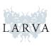 Larva – Historical Dressmaking Logo
