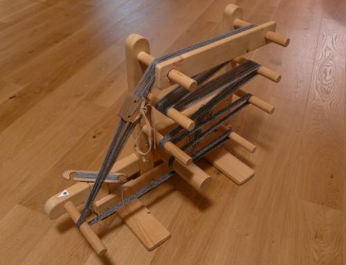 Altes Handwerk: Brettchenweben