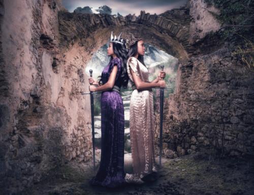 Fantasy Composing: Die Königinnen