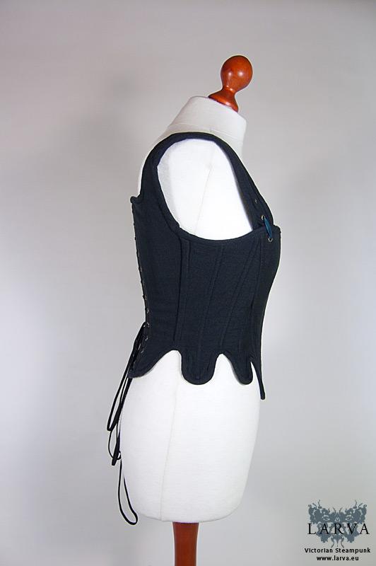 [:de]Elisabethanisches Korsett[:en]Elizabethan corset