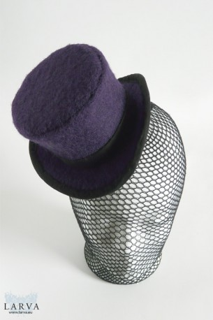 [:de]Violetter Mini-Zylinder[:en]Purple mini top hat