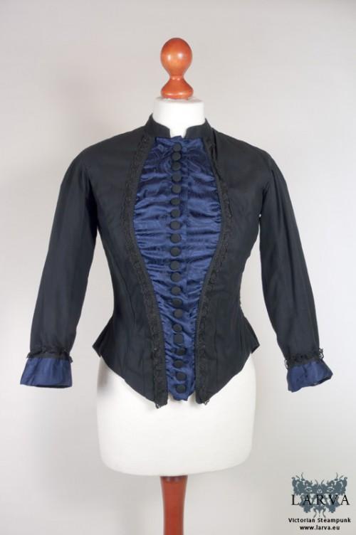 [:de]Viktorianische Jacke[:en]Victorian jacket